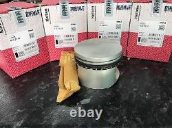 4 x FORD 2.0 OHC PINTO MAHLE PISTONS +1.5mm 1.5 oversize