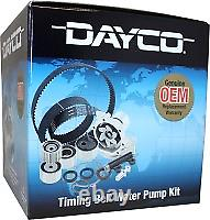 DAYCO Timing Belt Kit+Waterpump FOR Ford Econovan 11/1986-5/97 2L OHC Carb FE