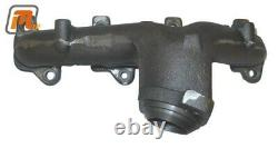 Exhaust manifold OHC 1,6-2,0l 46-57kW FORD Transit MK3