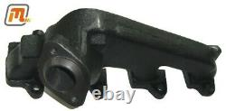 Exhaust manifold OHC 1,6-2,0l (reproduction) FORD Transit MK2