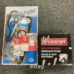 FORD Pinto OHC NA 2.1 Conver Engine Gasket Forged 93mm Piston & Rods Rebuild Kit