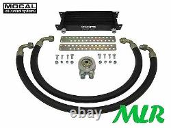 Ford Escort Mk1 Mk2 Rs2000 Mexico Ohc Pinto Mocal 10 25 Row Oil Cooler Kit Sm