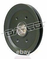 POWERBOND HARMONIC BALANCER for FORD COURIER 05/1987-12/92 2.6L 4CYL 8V OHC 4G54