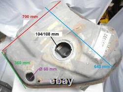 Serbatoio carburante Ford Sierra motore Doch & Ohc 2,0 Efi 115 Ps & diesel 1,8