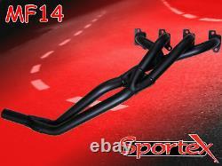 Sportex Escort 4 branch exhaust manifold (2) mk1, mk2, 2.0 OHC Pinto inc RS2000