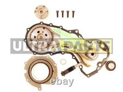 Timing Chain Kit Fits To Ford Transit Connect 1.8 OHC 08/2009-12/2013-TK128CK