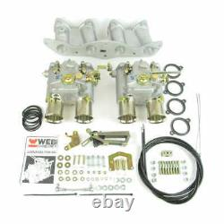 Weber 48 Dco/sp Carburettor Conversion Kit For Ford 2.0/2.1l Ohc Pinto Engine