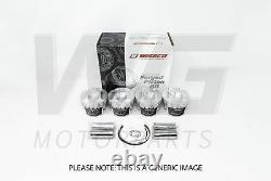 Wiseco Piston Kit fits for Ford OHC/Pinto 2.0L 8V 4 Cyl. Std. CR 9.21 92.00 mm