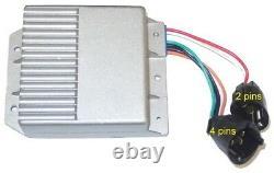 Zündverteiler Zündmodul/Zündverstärkermodul Ford Scorpio MK1 85-89 OHC NEU