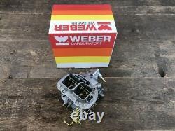 32 / 36 Dgv 5a Vergaser Weber Carburetor Ford 1.6 Ohc Ford Capri Taunus Etc