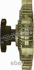 Dayco Fan Clutch Pour Ford Courier 11/1989-06/1993 2.2l 4cyl 8v Ohc Carb F2