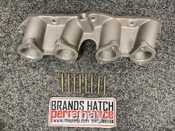 Ford 1.6 2.0 Ohc Pinto Inlet Multiple Twin 45 Weber Dcoe & Dellorto Dhla