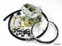 Ford 2.0 Ohc Pinto Weber 32/36 Dgv Carb/carburateur Avec Kit De Montage