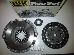Ford Capri Cortina Sierra Rs2000 2.0 Ohc Pinto Nouvelle Marque Luk Clutch Kit 1974-86