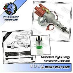 Ford Pinto Distributeur À Haute Énergie Et Coil Pinto Engine Ohc Rs2000 Capri Escorte