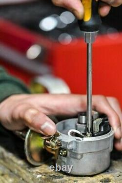 Ford Pinto Distributeur Électronique Ohc 4 Cyl Moteur Avec 8mm Leads & Sports Coil