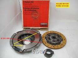 Kit Frizione Ford Sierra Moteur Ohc 1,6 Ed Sohc 1,8 Dal 8/1982 Al 2/1989