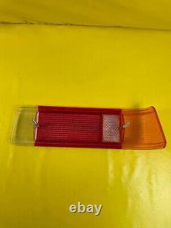 Neu + Bmw Original E21 Rücklicht Glas Heckleuchte Lichtscheibe