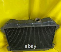 Neu + Ford Original Grenade 2,0 2,6 L V6 Kühler Wasserkühler Kühlung