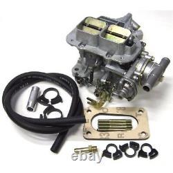 Nouveau Véritable Weber 32/36 Carb Dgav. Carburateur Ford Pinto Ohc 1.6/2.0 Autochoke