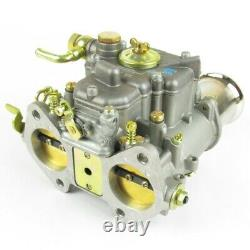 Twin Weber 45 Dcoe Carburettor Kit 1.6/1.8 & 2.0l Ford Ohc Pinto