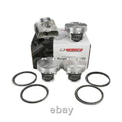 Wiseco Piston Kit Pour Ford 2.0 Ohc/pinto 92mm Bore/1.19mm Os & 9.2 Cr